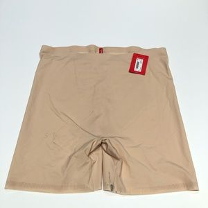 Spanx High Waisted Mid Thigh Short Thinstincts